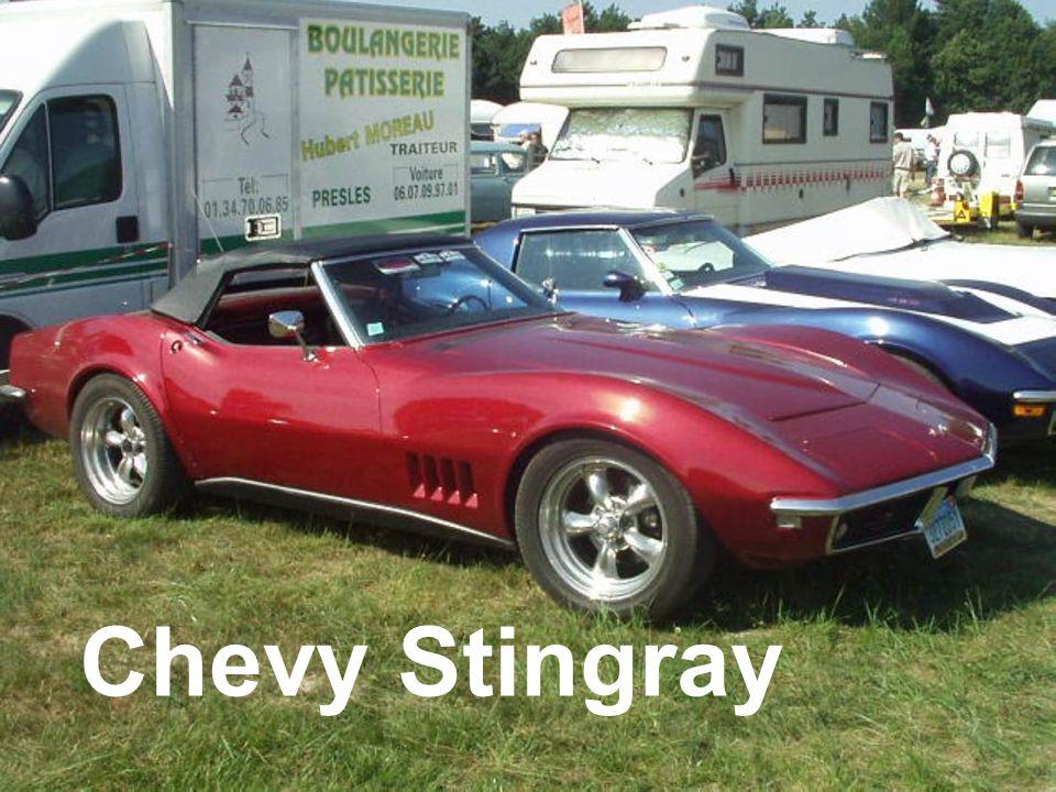 Chevy Stingray