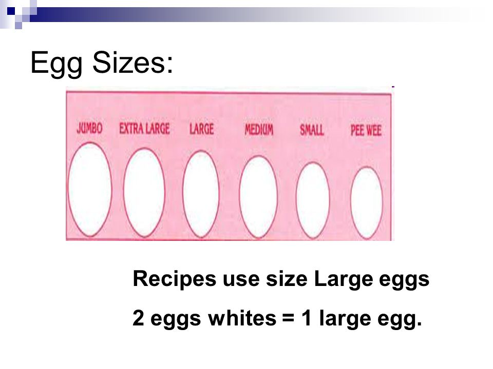 Foams Egg foams are used to add air to foods: Beat air into egg whites Many air cells form A thin film of egg white protein surrounds each cell.