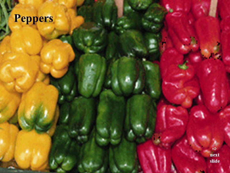Cucumbers next slide