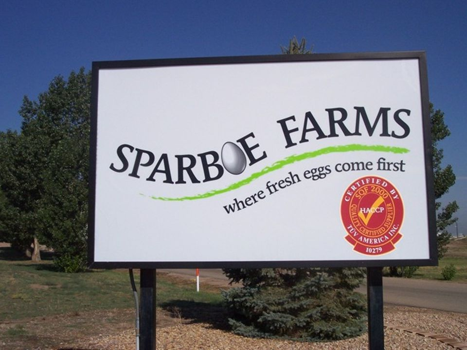 Nutrient Enhanced Eggs A Health Benefit Dr. Bruce Behrends Sparboe Farms Inc.