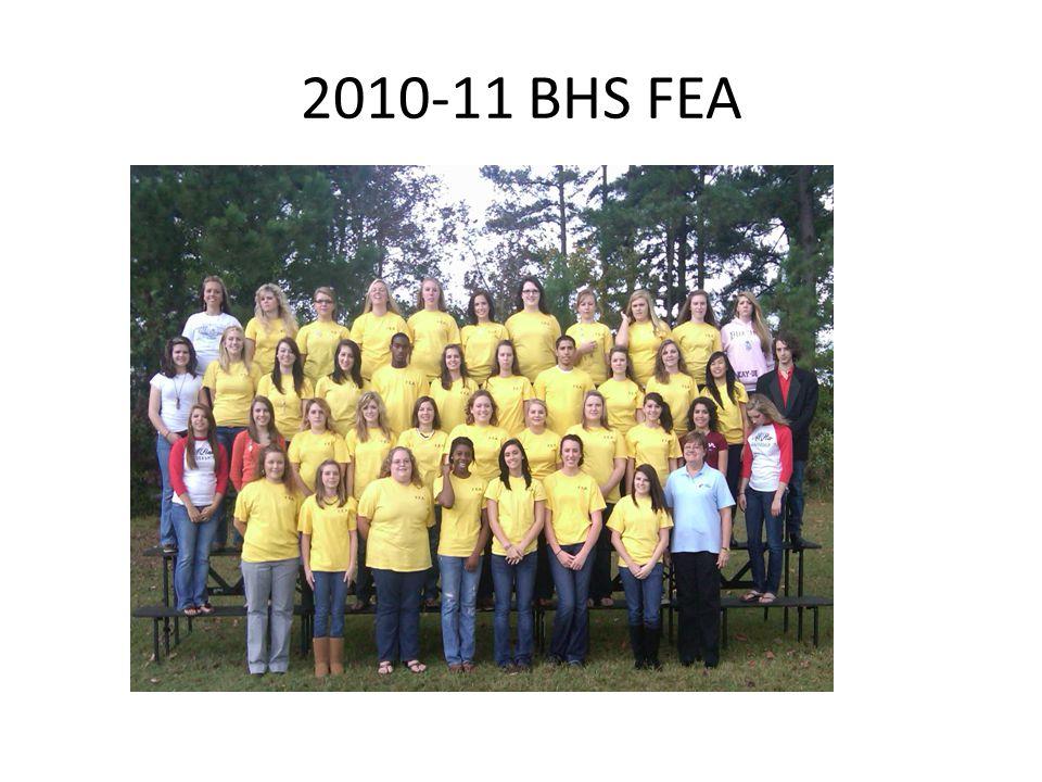 2010-11 BHS FEA