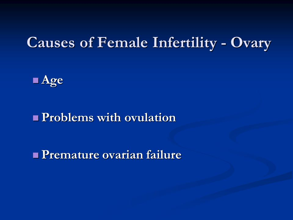 Female Infertility - Uterus Uterus Uterus Fibroids Fibroids Polyps Polyps