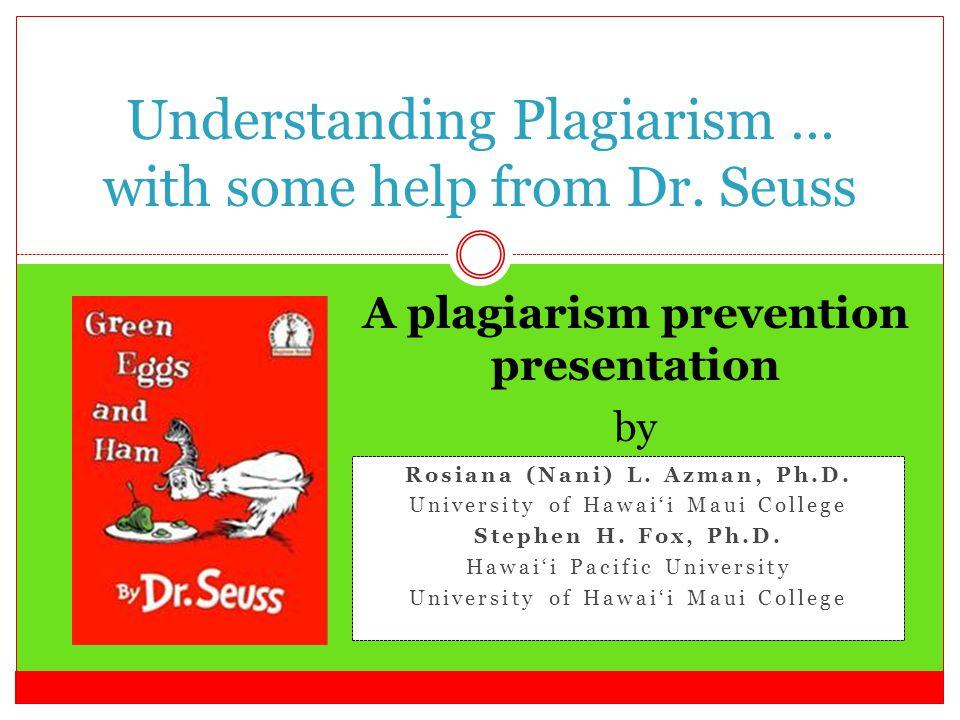 Dr.Rosiana (Nani) Azman rosiana@hawaii.edu (808) 984-3259 Dr.