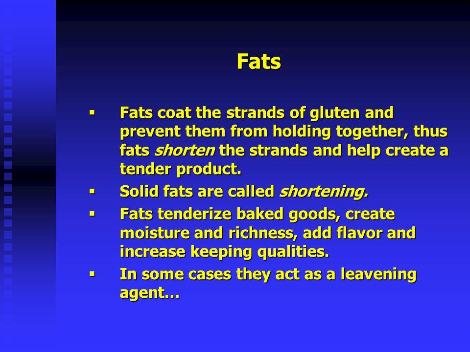 …Salt Salt strengthens gluten and weakens yeast growth.