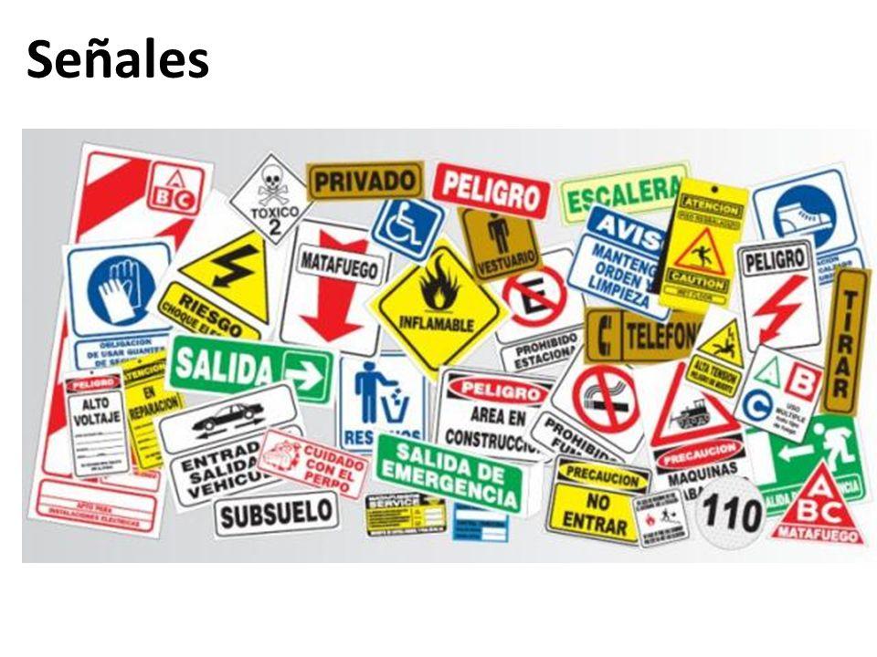 La seguridad laboral 1.Match the rule to the image.