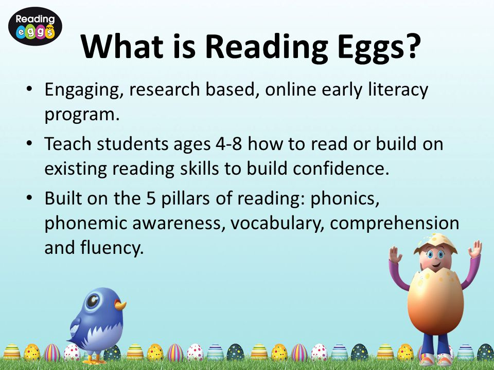 Who Uses Reading Eggs?