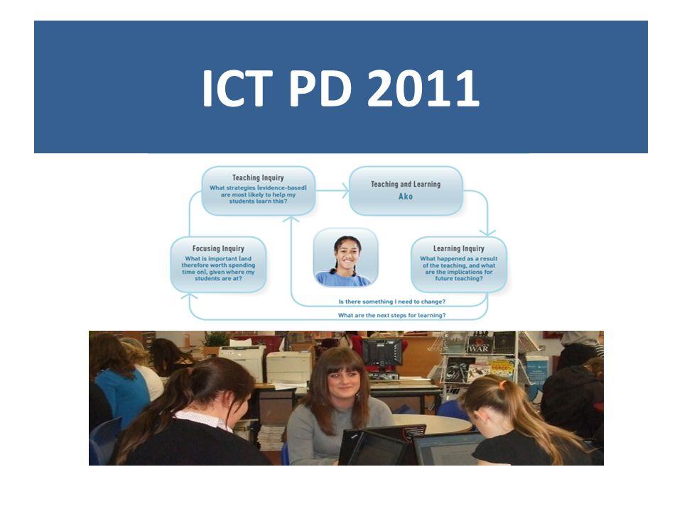 ICT PD 2011