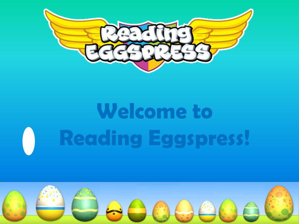 Welcome to Reading Eggspress!
