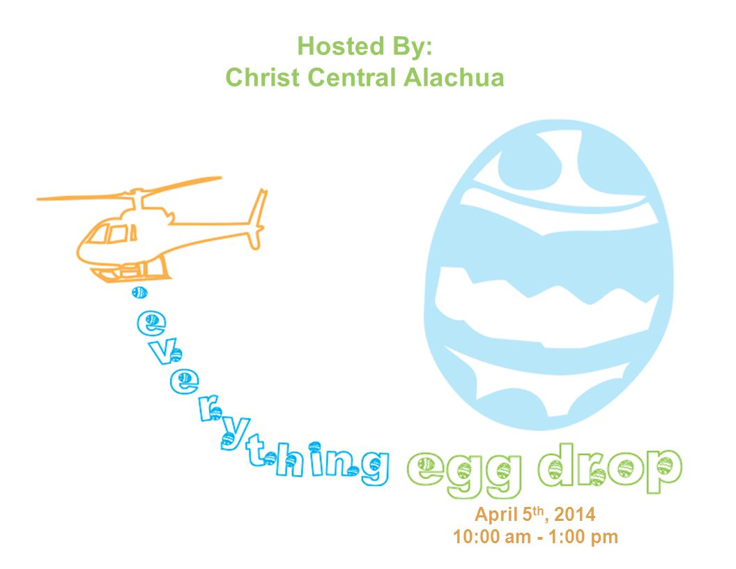 What is Egg Drop Alachua.