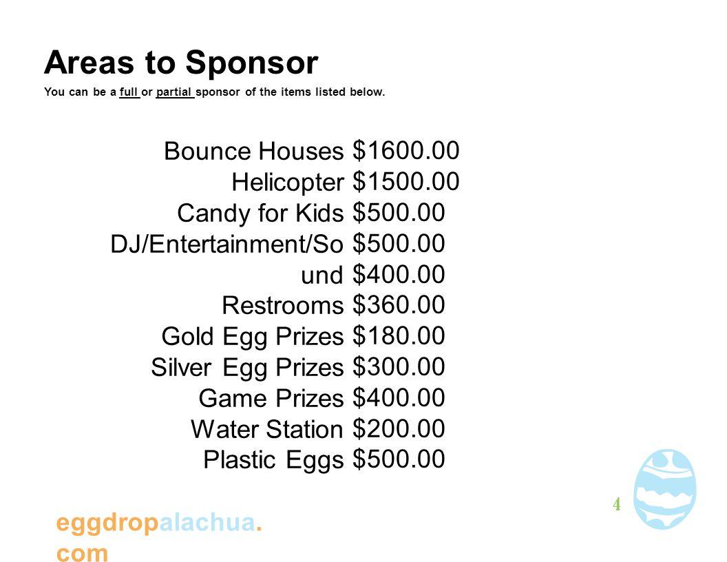 Event Timeline 7:45 am - Volunteers & Vendors/Sponsors Arrive 9:45 am - Registration Begins 10:00 am - Event Opens/ Registration 11:45 am - Helicopter Drop & Signaling Start of Egg Hunt 11:45 am – 0-2 yrs Hunt *Egg Hunt time may vary due to weather.