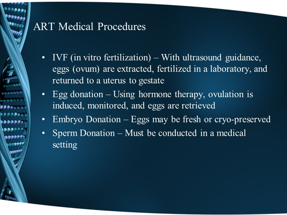 Existing Florida Statutes 742.14 Donation of eggs, sperm, or preembryos.The donor of any egg, sperm, or preembryo, other than the commissioning couple or a father who has executed a preplanned adoption agreement under s.