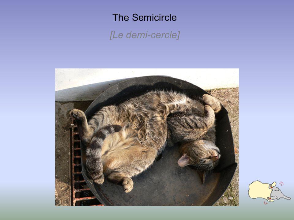 The Semicircle [Le demi-cercle]
