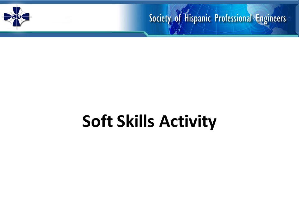 Soft Skills Activity