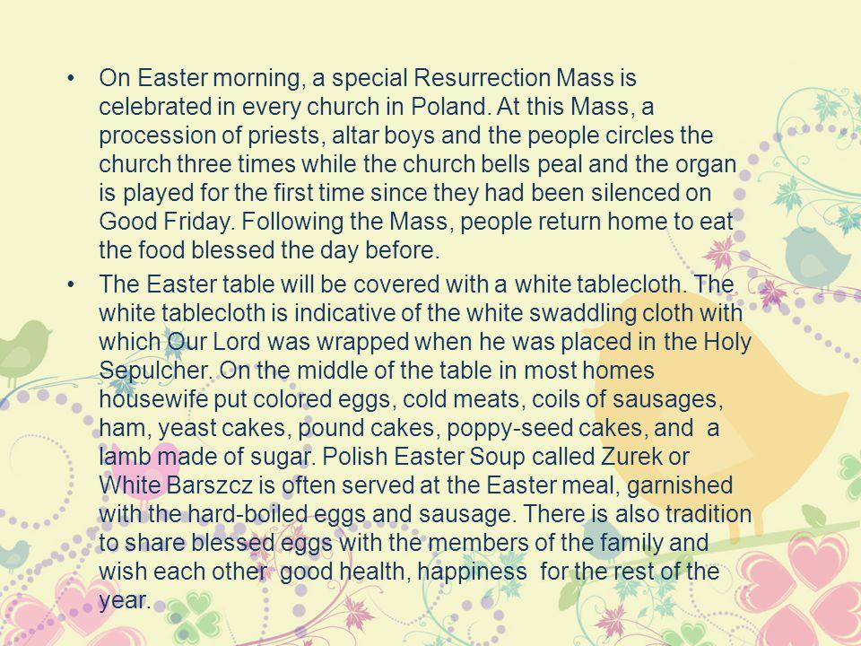 Easter Sunday / Wielka Niedziela