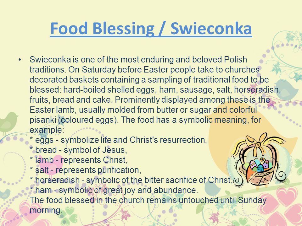 Popular Easter Traditions in Poland By Kinga Matracka, Julia Półtorak, Michalina Semków, Maja Zarzycka, Magda Spyra