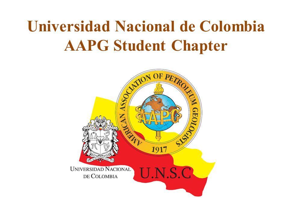 Universidad Nacional de Colombia AAPG Student Chapter