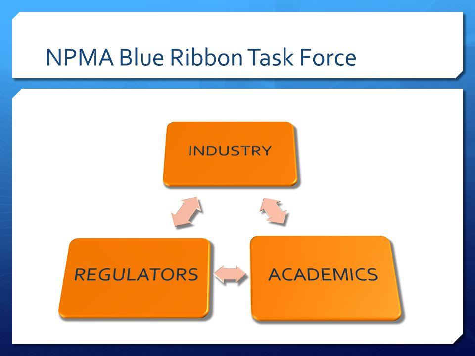 NPMA Blue Ribbon Task Force