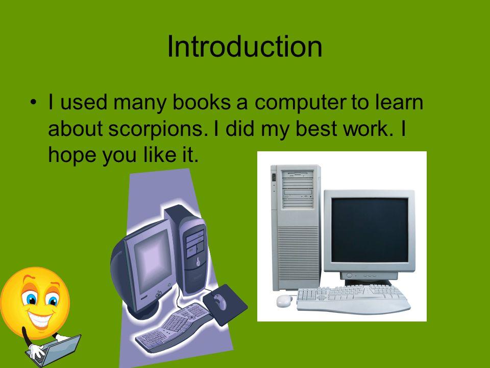 Scorpions By CJ Korowicki