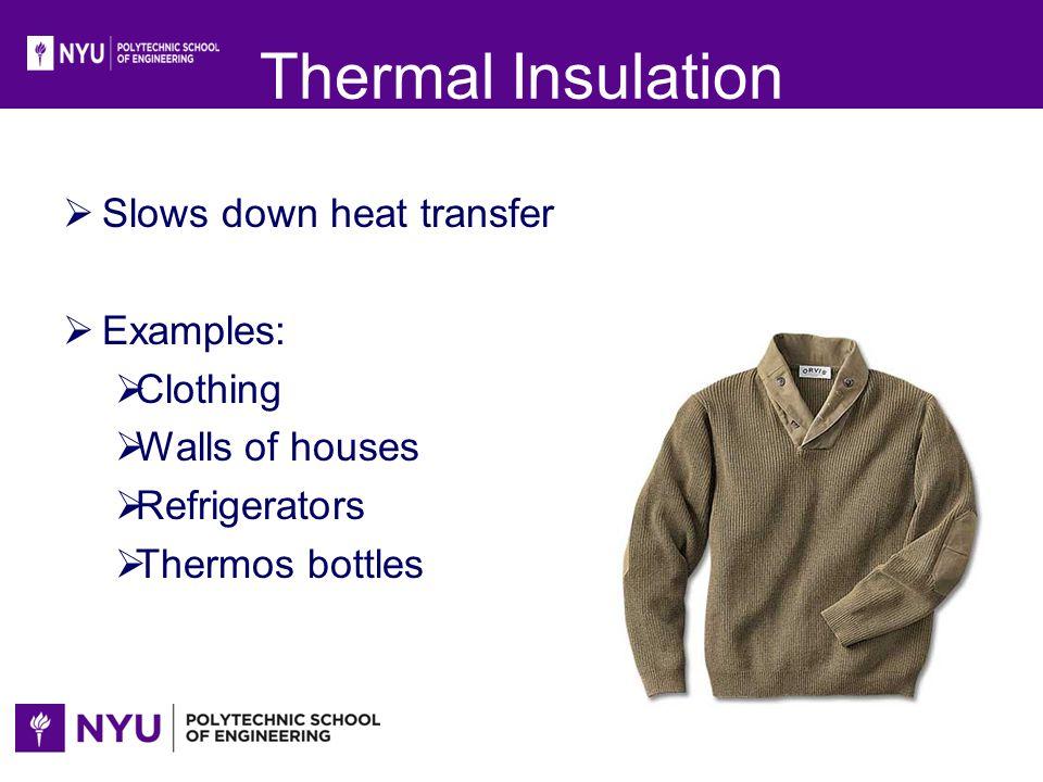 Insulator Of Heat Examples image information