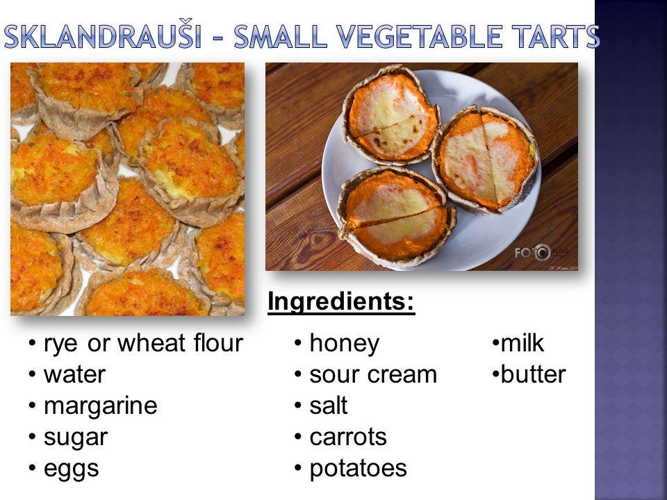 First,make pastry for tart base. Then,make little bowls where later put prepared tart filling.