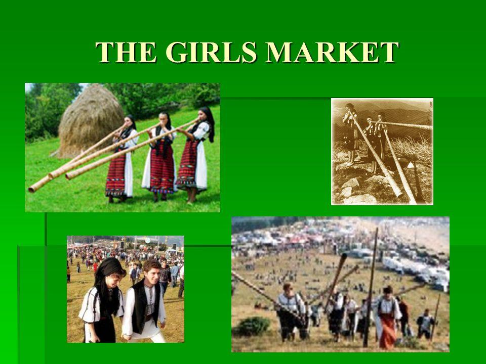 THE GIRLS MARKET