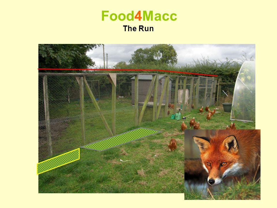 Food4Macc The Run