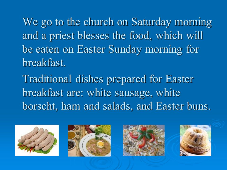 Easter Monday Easter Monday or Wet Monday is called Lany Poniedziałek in Polish.