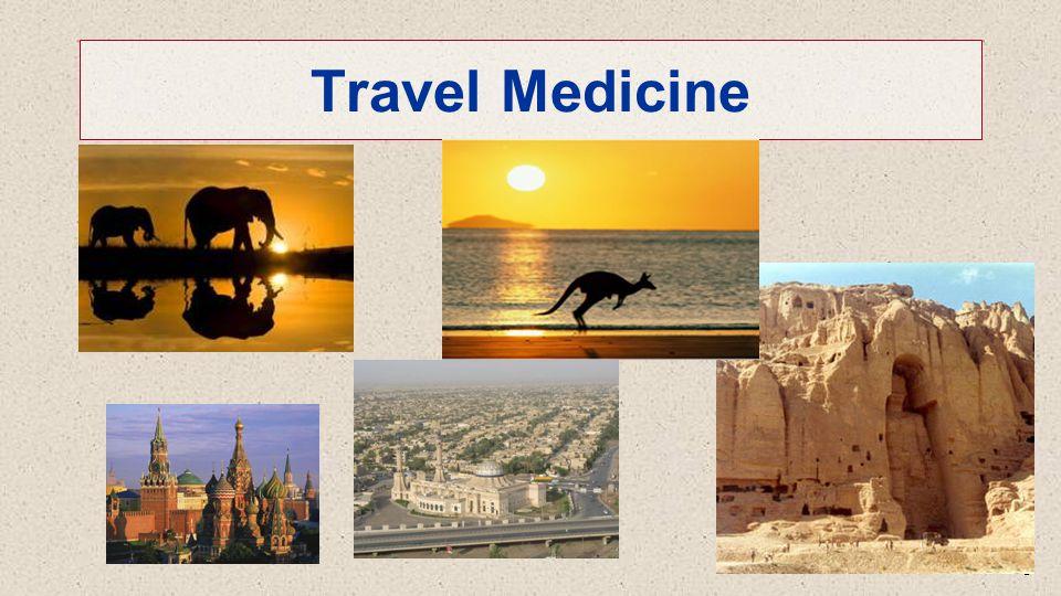Travel Medicine 3