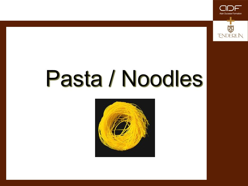 The common myth, that Marco Polo has brought noodles to Italy and so introduced pasta is just exactly that – A Myth.