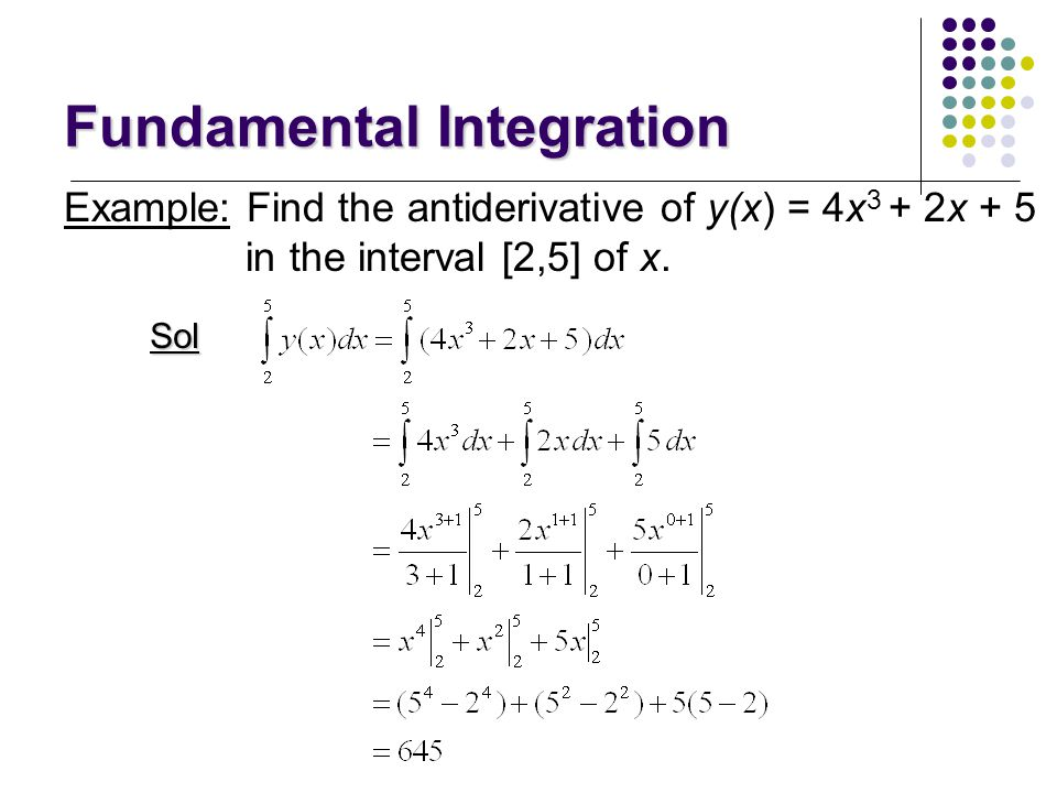 Fundamental Integration Definition: (a) If a is in the domain of f(x), we define (b) If f(x) is integrable on [a,b], then we define Theorem. Theorem.