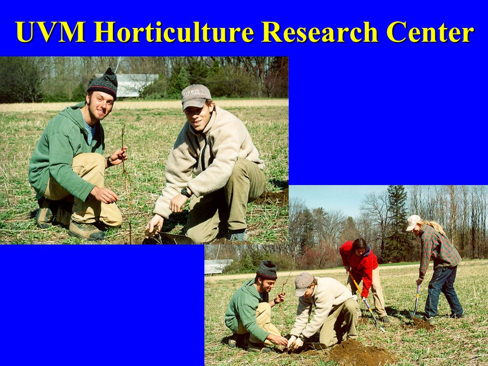 UVM Horticulture Research Center