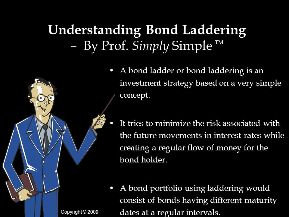 Understanding Bond Laddering – By Prof.