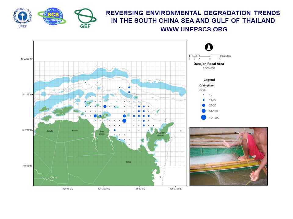 REVERSING ENVIRONMENTAL DEGRADATION TRENDS IN THE SOUTH CHINA SEA AND GULF OF THAILAND WWW.UNEPSCS.ORG