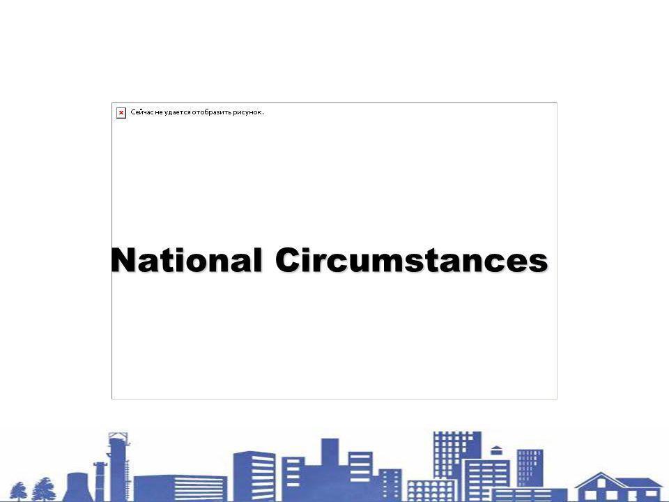 National Circumstances