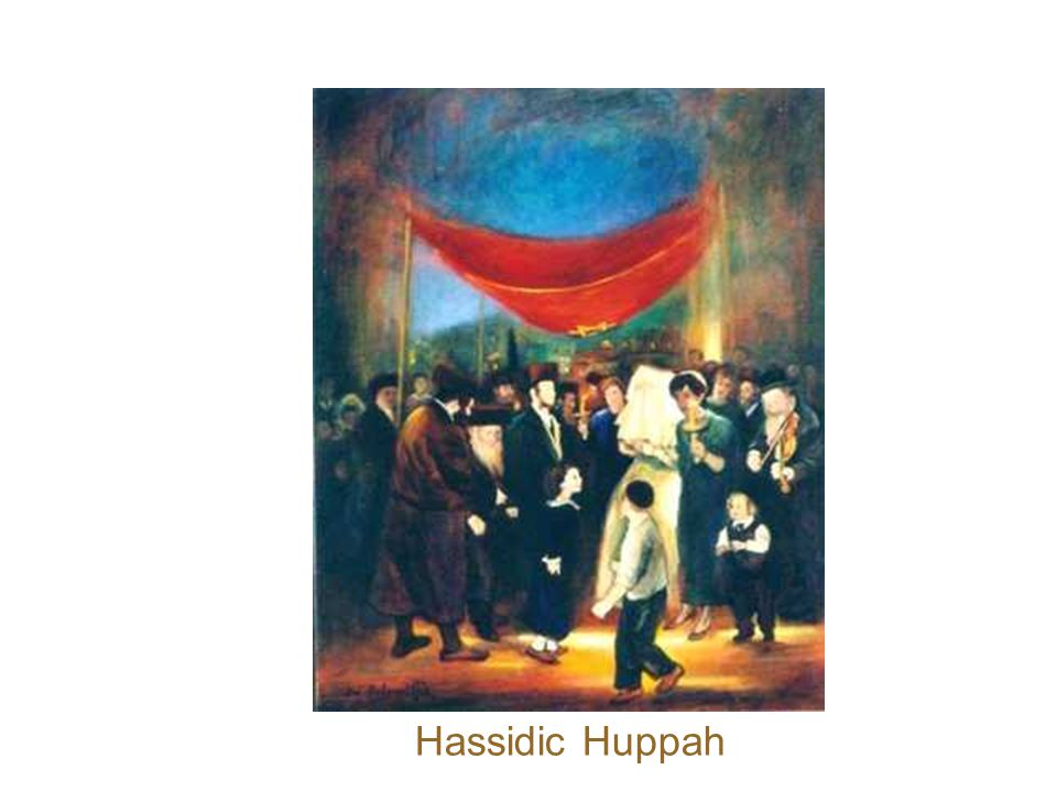 Hassidic Huppah