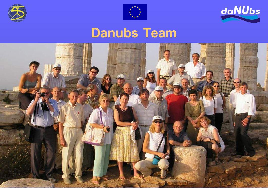 Auswirkung der Versickerung von gereinigtem Abwasser auf das Grundwasser - Konstanz, 11.4.2000; Birgit Vogel Danubs Team