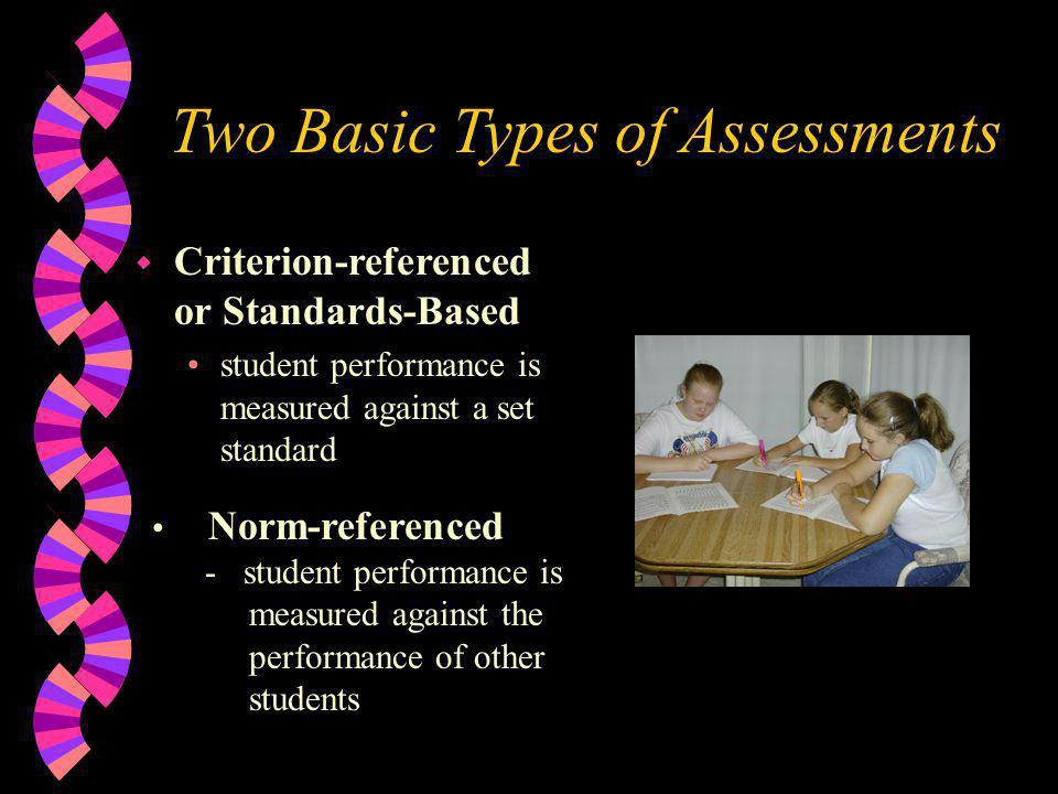 Kentucky's Assessment Program