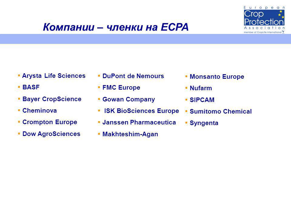 Стратегически области и цели за ECPA (2) Бизнес и икономика • Постигане политики по отношение на интелектуалната собственост, отговорността, търговията и други икономически области, които са в интерес на бизнеса и насърчават развитието на иновативна и управлявана от знанието индустрия, както е залегнало в Решенията от Лисабон.
