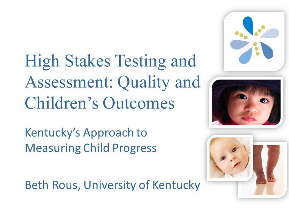 • Develop a universal data system to reliably collect and analyze assessment data from – Public Preschool, Early Intervention, Head Start and Child Care providers • to measure child progress on – KY Benchmarks and Standards – 3 Child Outcomes required for Office of Special Education Programs (OSEP) • across 12 potential CR-CB assessment tools K Y E C D ata S ystem