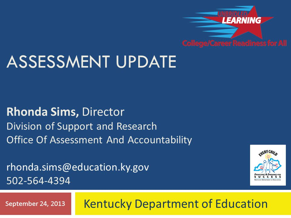 Delivery 22 sets yearly targets based upon a 5-year goal to help schools/districts meet state achievement expectations Simulated data shown