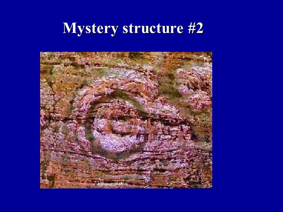 Mystery structure #2