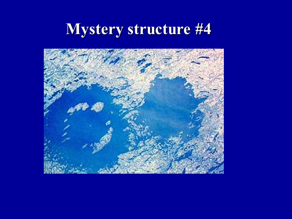Mystery structure #4