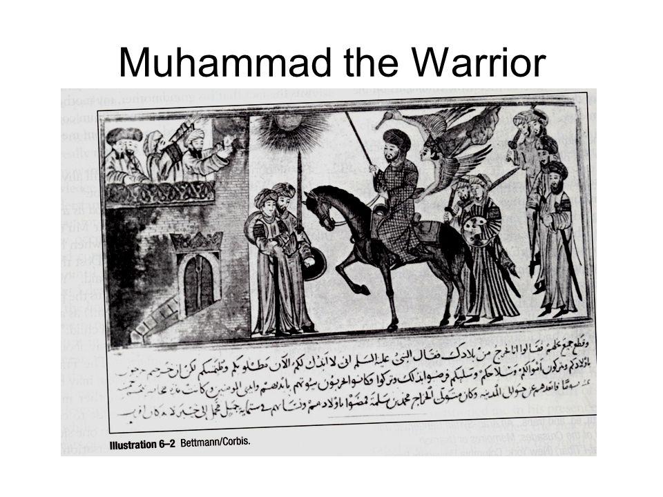 Muhammad the Warrior
