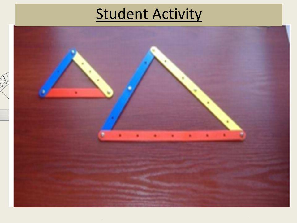 B A C E D F Student Activity