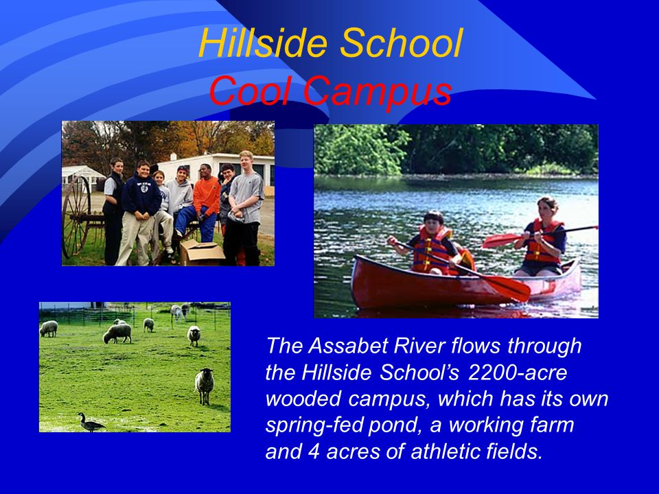Hillside School  The DAR has truly formed a noble partnership. In addition to offering generous donations, Daughters regularly come to campus to work on behalf of the boys …