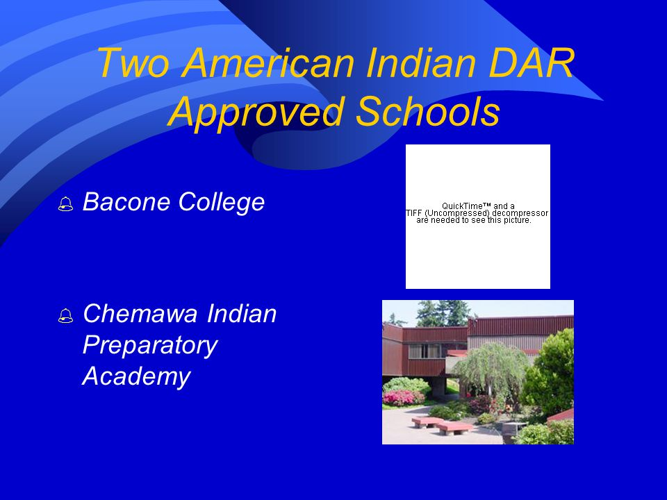 And Four Approved DAR Schools Hindman Settlement School