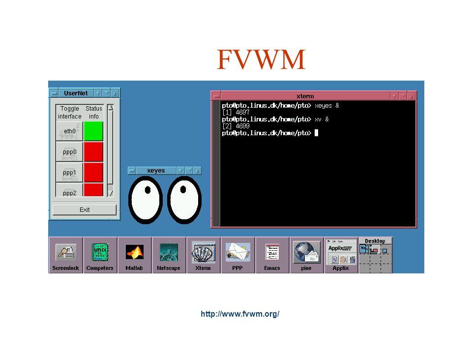 FVWM http://www.fvwm.org/