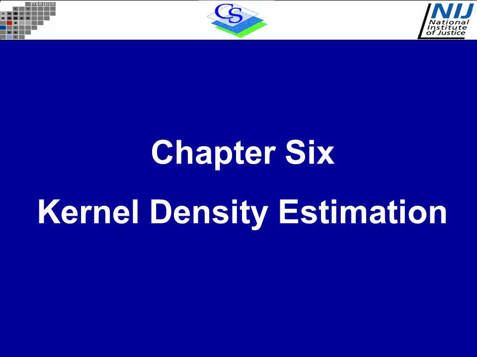 Chapter Six Kernel Density Estimation