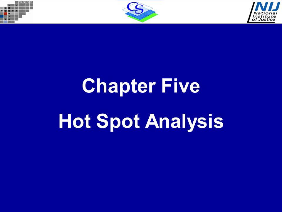 Chapter Five Hot Spot Analysis