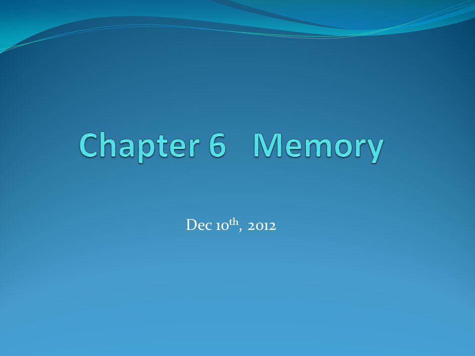 Dec 10 th, 2012